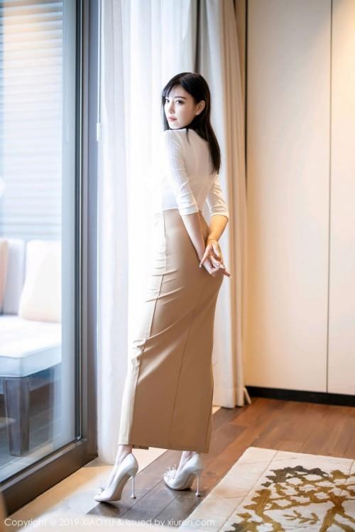 翘臀美女高跟美腿性感火辣写真
