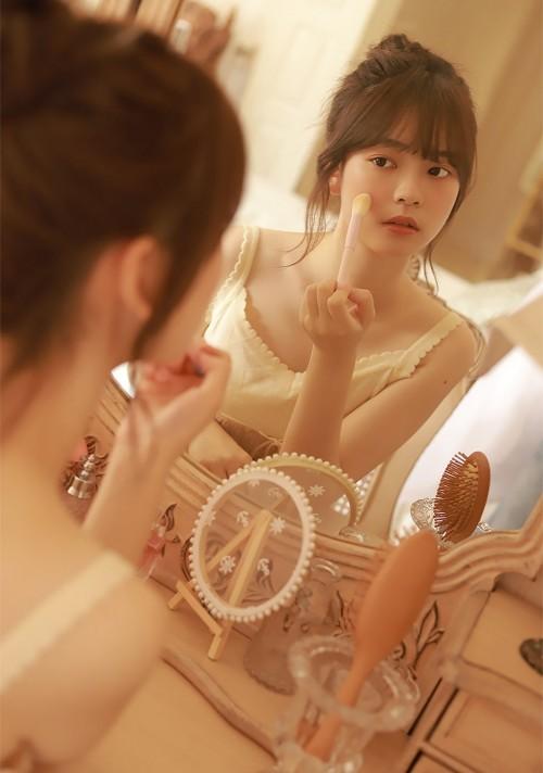 妩媚少女柔美性感好身材美女图片16p