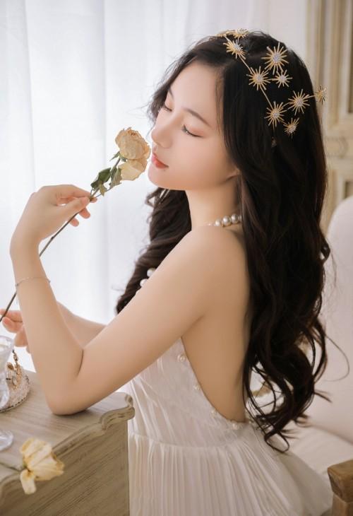 青春魅力少女李七喜衬衣连裤袜够吸睛唯美写真47p