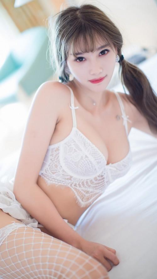 冷艳S字身材美女模特萌宝儿BoA窈窕多姿身段真空私房人体写真33p