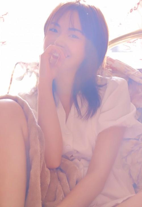 优美阳光美少女楚楚粉嫩面容皎白胴体靓丽迷人43p