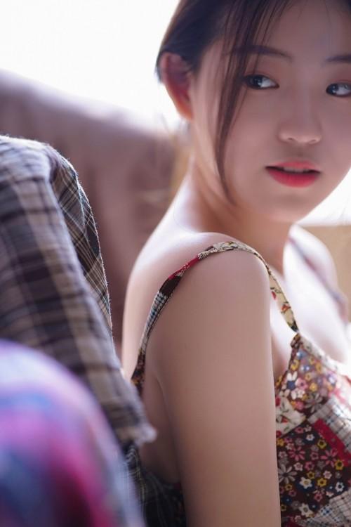 性感粉嫩美女模特宅兔兔另类喜好SM捆绑情趣眼罩迷惑写真22p