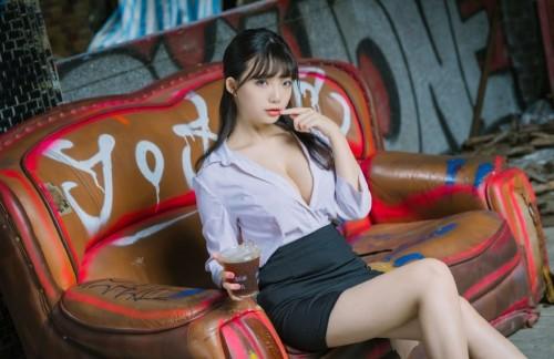 梦幻萌美美乳MM性感唯美清纯可爱写真9p