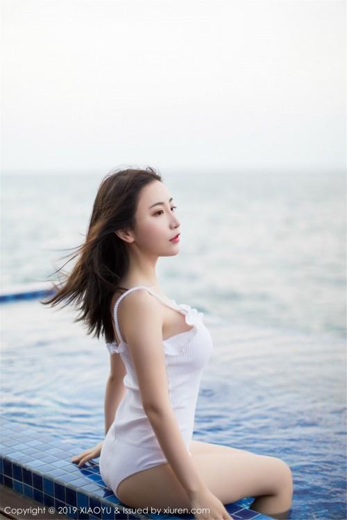 宅男女神绯月樱比基尼泳衣湿身诱惑韩国美女大胆裸体人体