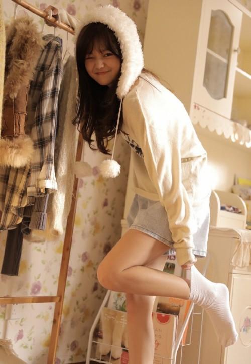 极品漂亮美女长腿撩人私房性感销魂人体艺术写真