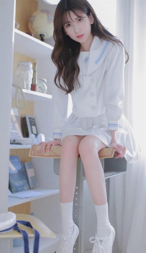 梦幻美艳天使女神美腿自然养眼销魂人体艺术写真