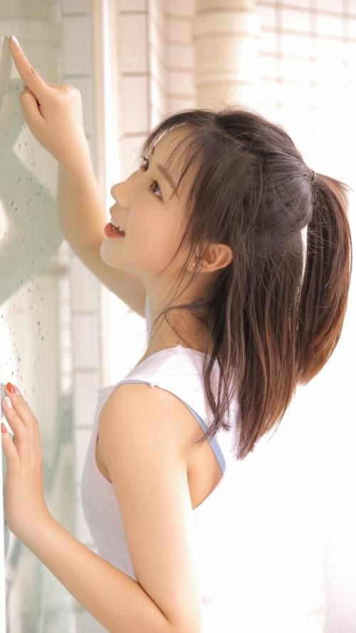 可爱少女唯美人体艺术写真
